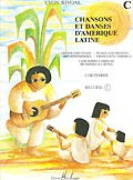 Chansons et Danses d'Amerique Latine: Vol.C available at Guitar Notes.