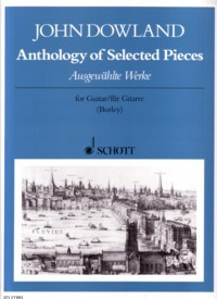 Anthology of Selected Pieces(Burley) available at Guitar Notes.