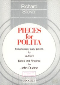 Pieces for Polita, op.57(Duarte) available at Guitar Notes.