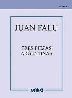 Tres piezas Argentinas available at Guitar Notes.