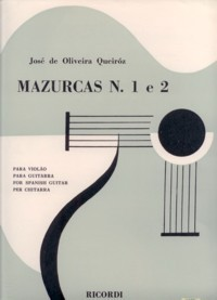 Mazurcas no.1 & 2 available at Guitar Notes.