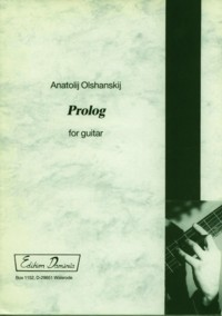 Prolog available at Guitar Notes.
