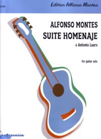 Suite Homenaje available at Guitar Notes.