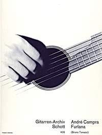 Furlana (Tonazzi) available at Guitar Notes.