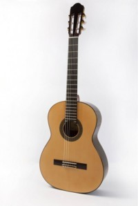 Luis Romero: LR-50 available at Guitar Notes.