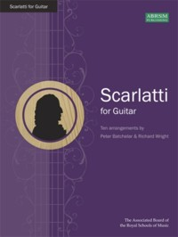 Scarlatti for Guitar(Batchelar/Wright) available at Guitar Notes.