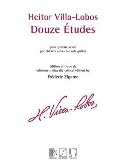 Twelve Studies (Zigante) available at Guitar Notes.