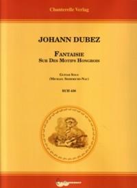 Fantaisie sur des motifs hongrois available at Guitar Notes.