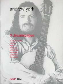 8 Dreamscapes available at Guitar Notes.