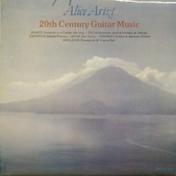 20th Century Guitar Music available at Guitar Notes.