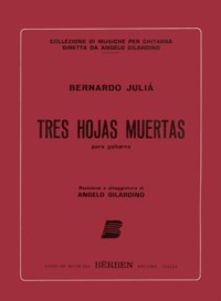 Tres Hojas Muertas available at Guitar Notes.