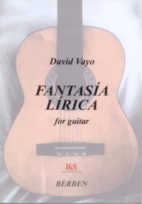 Fantasia Lirica available at Guitar Notes.