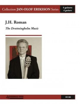 The Drottningholm Music(Eriksson) available at Guitar Notes.