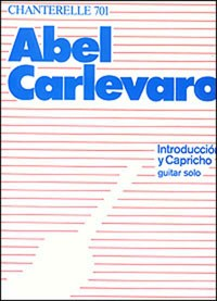 Introduccion y Capricho available at Guitar Notes.