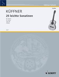 25 Easy Sonatinas, op.80(Gotze) available at Guitar Notes.