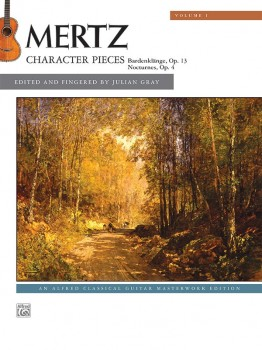 Character Pieces Vol.1 (Gray) available at Guitar Notes.