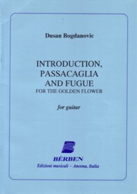 Introduction, Passacaglia & Fugue available at Guitar Notes.