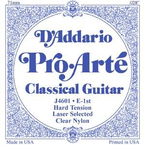 Pro Arte: J46-3T Clear/Hard/Treble Set available at Guitar Notes.