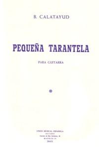 Pequena Tarantela available at Guitar Notes.