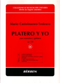 Platero y Yo, Vol.2 available at Guitar Notes.