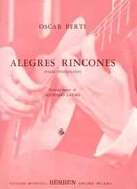 Alegres Rincones(Lauro) available at Guitar Notes.