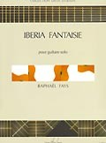 Iberia fantaisie available at Guitar Notes.