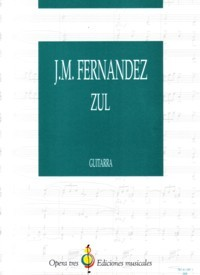 Zul (Homenaje a Andres Segovia) available at Guitar Notes.