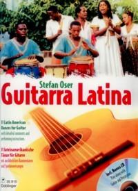 Guitarra Latina available at Guitar Notes.