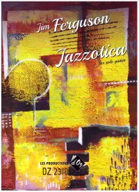 Jazzotica available at Guitar Notes.