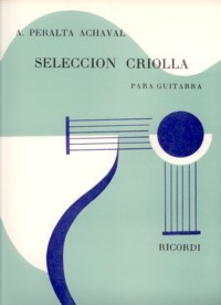 Seleccion Criolla available at Guitar Notes.