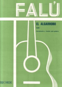 El Algarrobo, estilo available at Guitar Notes.