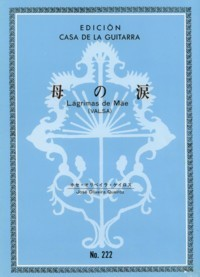 Lagrimas de Mae,valsa available at Guitar Notes.