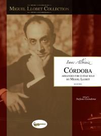 Cordoba(Llobet) available at Guitar Notes.