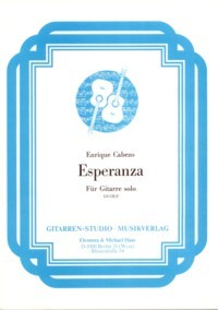 Esperanza available at Guitar Notes.