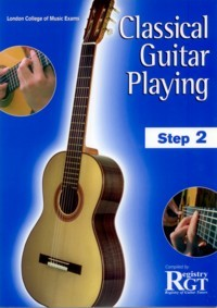 Classical Guitar Playing: Step 2 [-2008] available at Guitar Notes.