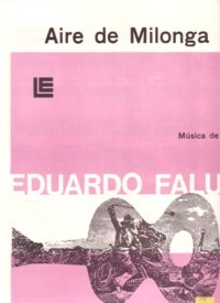 Aire de Milonga available at Guitar Notes.