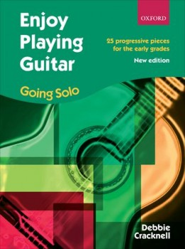 Going Solo available at Guitar Notes.