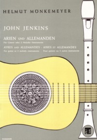 Ayres & Allemandes(Monkemeyer) available at Guitar Notes.