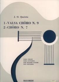 Valsa Choro n.9; Choro n.7 available at Guitar Notes.