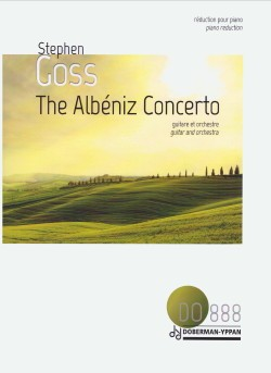 The Albeniz Concerto available at Guitar Notes.