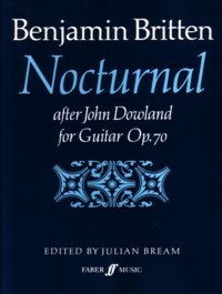 Nocturnal, op.70 available at Guitar Notes.