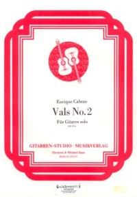Vals no.2 available at Guitar Notes.