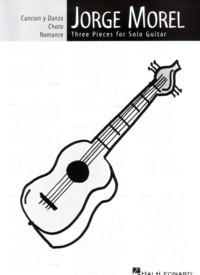 Cancion y Danza; Choro; Romance available at Guitar Notes.