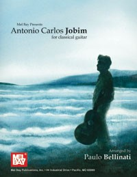 A.C.Jobim for Classical Guitar(Bellinati) available at Guitar Notes.