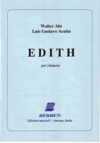 Edith available at Guitar Notes.