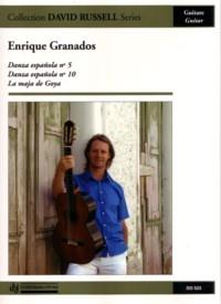 Danzas Espanolas & La Maja de Goya(Russell) available at Guitar Notes.
