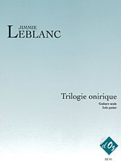 Trilogie onirique available at Guitar Notes.