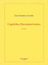 Caprichos Iberoamericanas available at Guitar Notes.