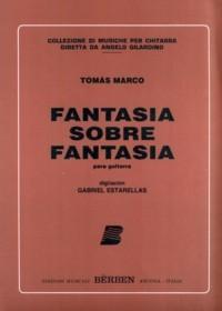 Fantasia sobre Fantasia available at Guitar Notes.