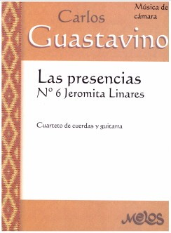 Las Presencias no.6 available at Guitar Notes.